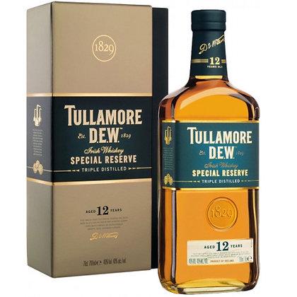 Tullamore Dew Special Reserve 12 Y.O