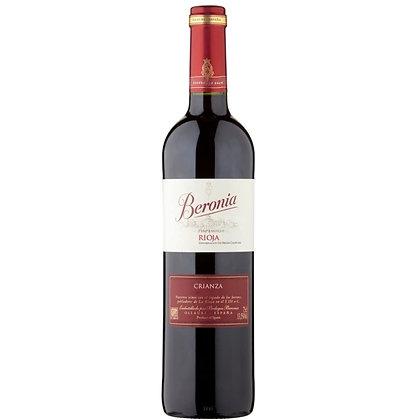 Beronia Rioja Red Wine Crianza