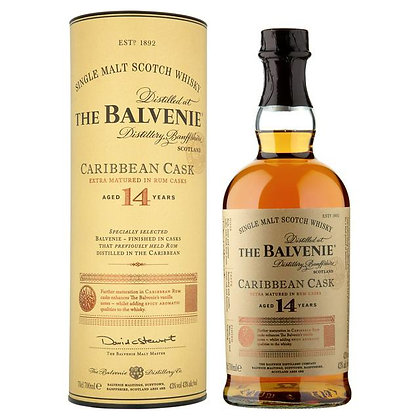 Balvenie Caribbean Cask 14 Years Old