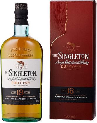 The Singleton 18 Years Old