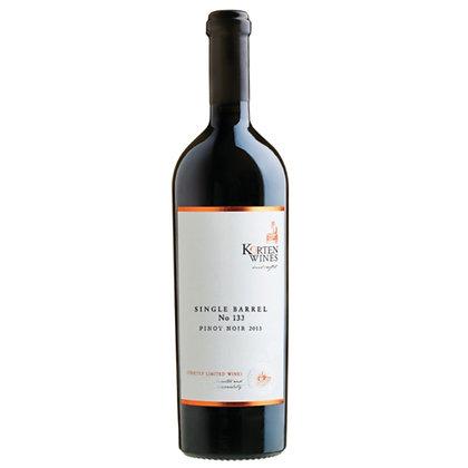 Korten Wines Single Barrel N 133 Pinot Noir