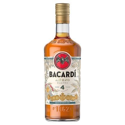 Bacardi Anejo 4 Years Old