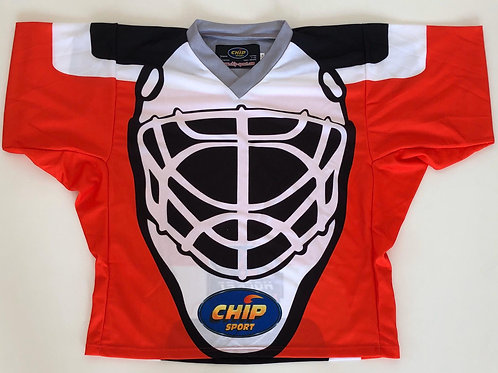MAILLOT BKP THE MASK RED