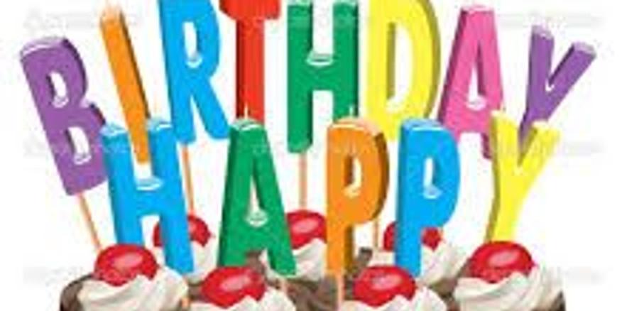 Churchwide Birthday Party