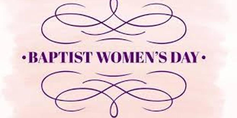 Baptist Women's Day
