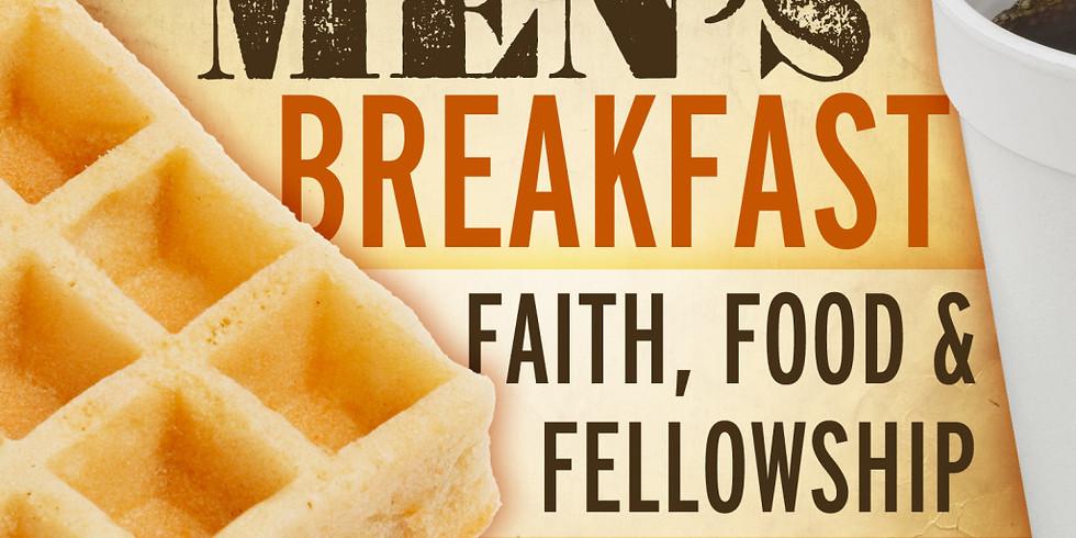 Baptist Men's Breakfast
