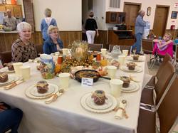 Church Wide Birthday Party