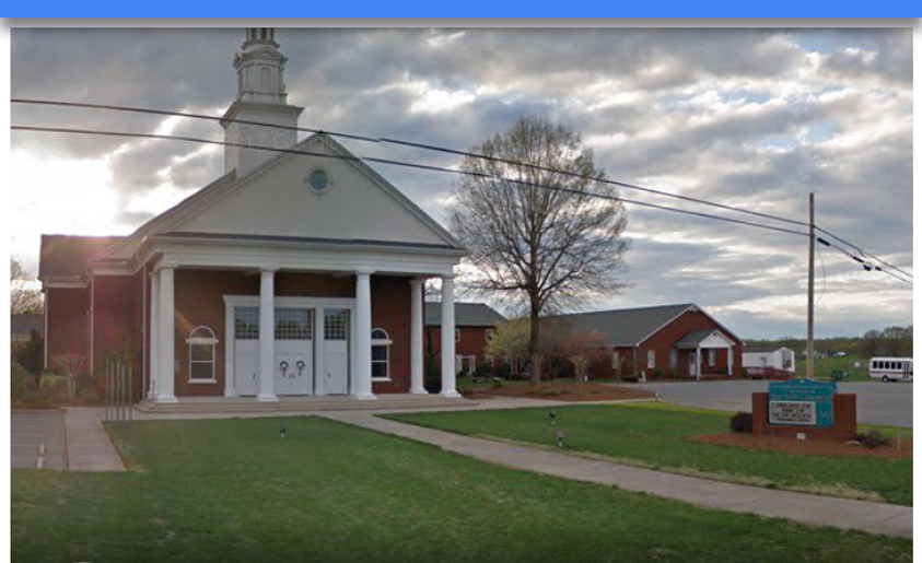 Canton Baptist Church Albemale nc