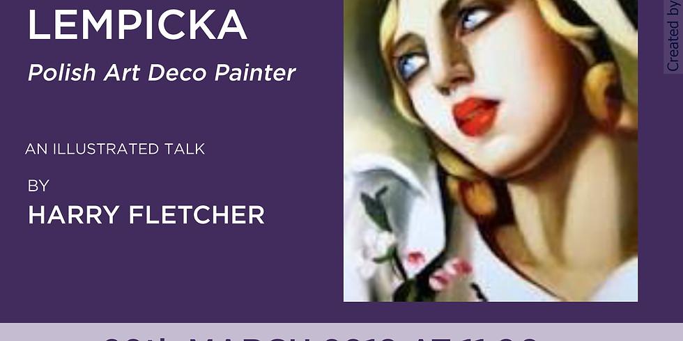 The Arts Society de la Frontera: An Illustrated Talk (1)