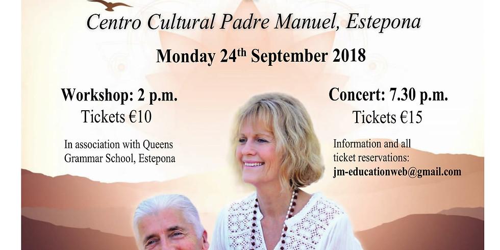 Mindfulness Workshop & Evening Concert