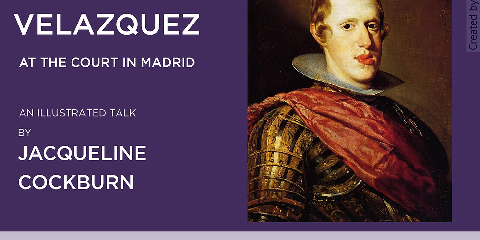 The Great Velázquez at the Court in Madrid