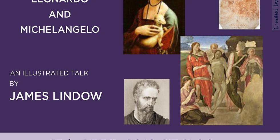 The Rivalry between Leonardo and Michelangelo (1)