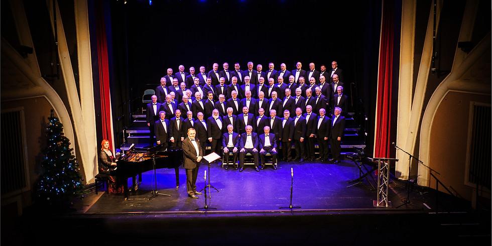 Charity Concert by Cwmbach Male Choir