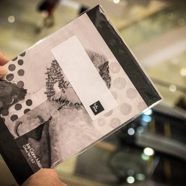 christmas card ... 2011 ... paint .  conceptualise .  graphic .  design .