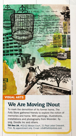 we are moving INout .