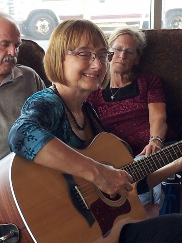 Julie guitar