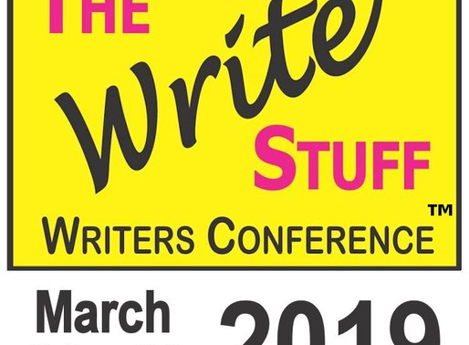 GLVWG Write Stuff Conference