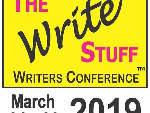 GLVWG Write Stuff Conference