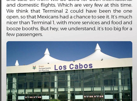 Los Cabos Update