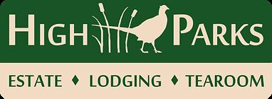 High Parks logo, High Parks Tearoom
