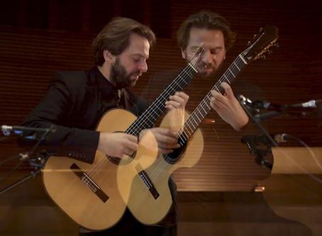 Marcin Dylla Plays Suite BWV 996, J. S. Bach