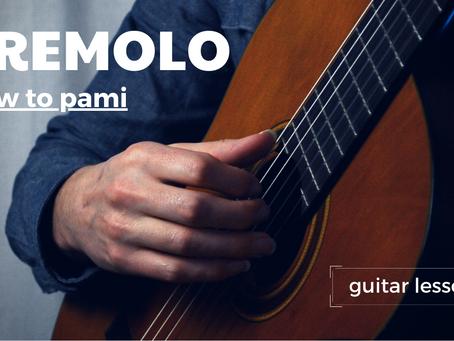 Premium⭐How to practice tremolo - part II