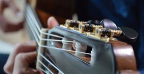 Como Afinar a Guitarra