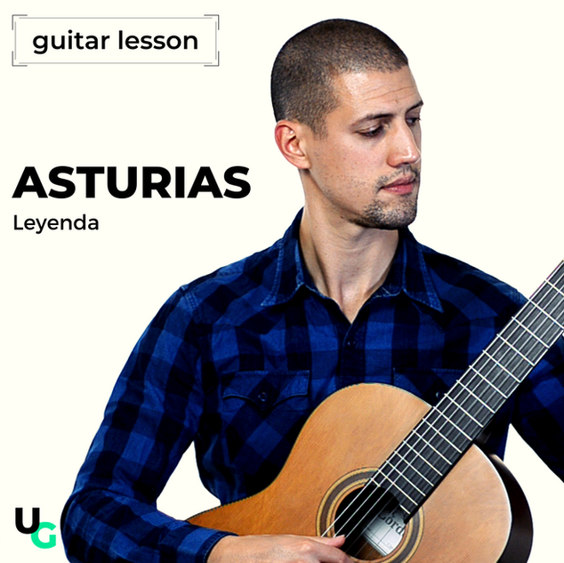 Guitar Lesson: Asturias (Leyenda) - Issac Albéniz