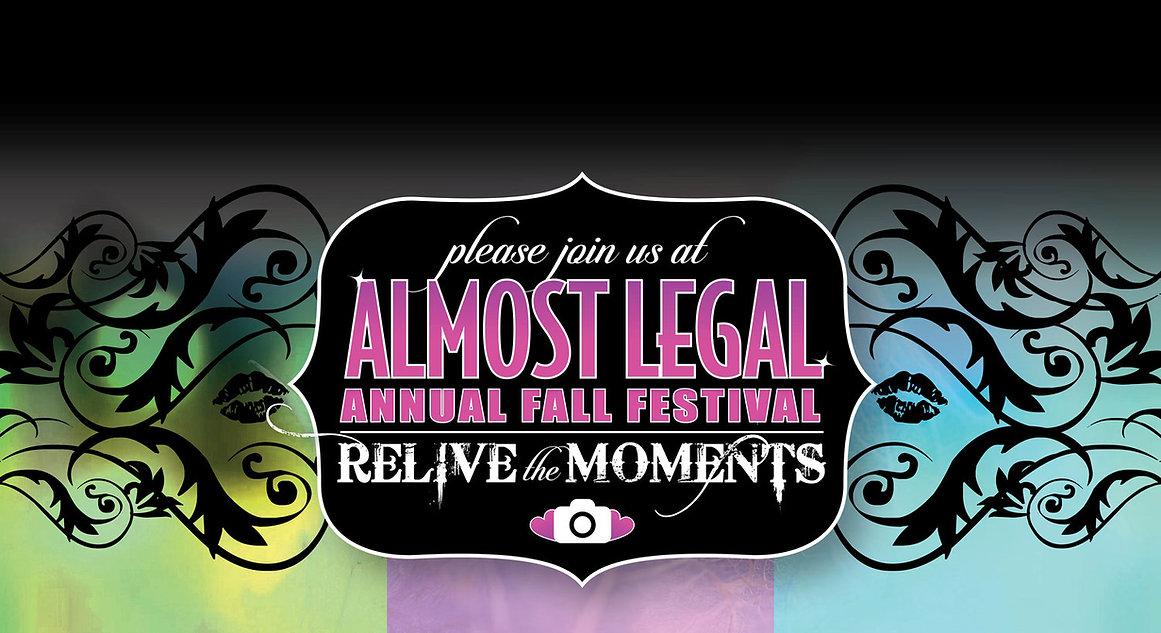 Almost legal fall festival