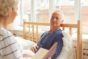 It's Not Easy To Be A Caregiver For An Ill Spouse