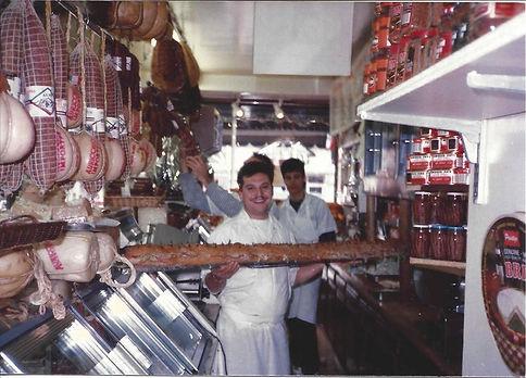Kitchen Making Food