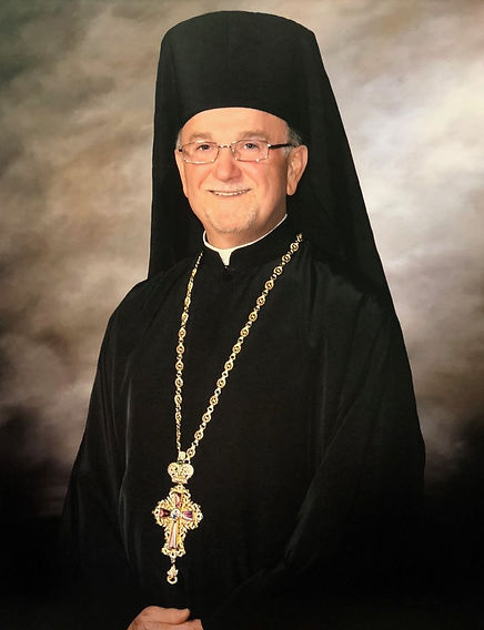 V. Rev. Damaskinos Ganas