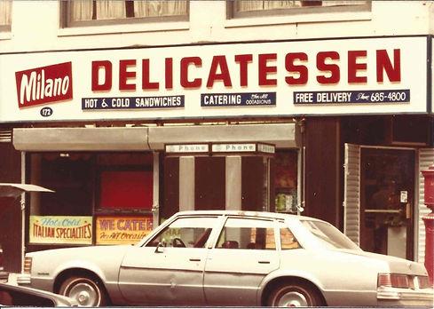 Milano Market 1982
