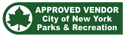 Approved Vendor City Of New York Parks & Recreation