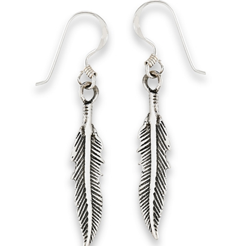 boho series | feather dangles 3