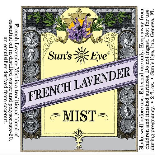 french lavender spray