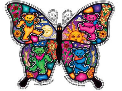 grateful dead 56 | butterfly