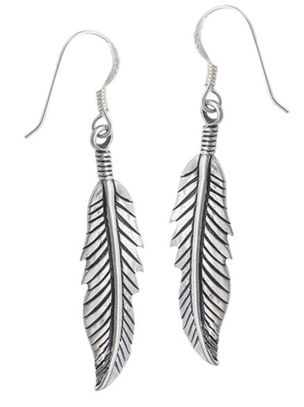 boho series | feather dangles 1
