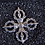 Thumbnail: inspired series | double dorje pendant