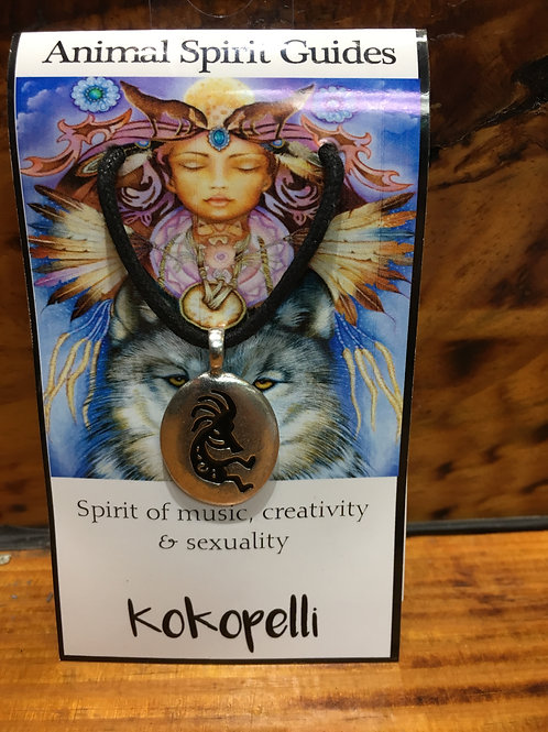 Animal Spirit Guides - Kokopelli