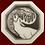 Thumbnail: stag pendant