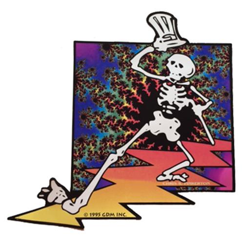 grateful dead 48   dancin' skeleton