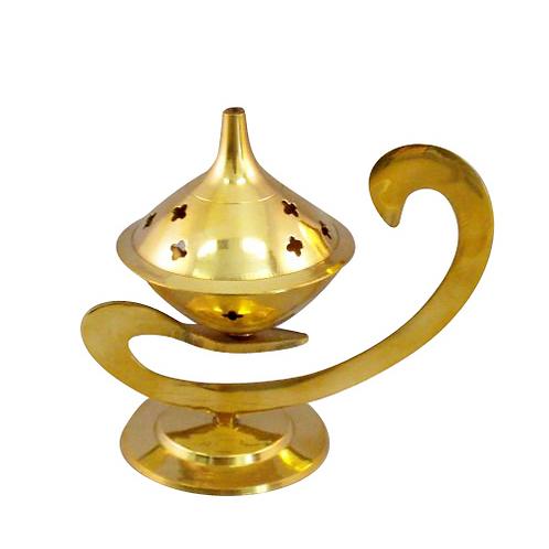 aladdin burner with handle