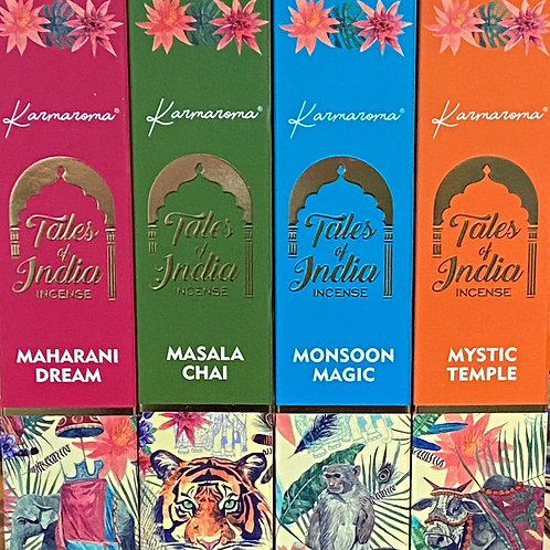 Tales of India by Kararoma