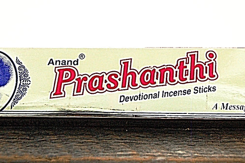 Prashanthi Devotional by Anand