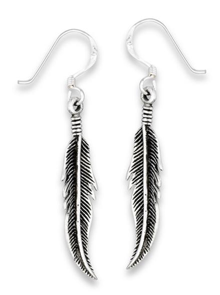 boho series | feather dangles 2