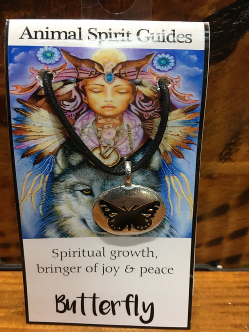 Animal Spirit Guides - Butterfly