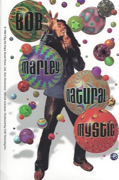 bob marley 5 | sticker