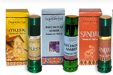 nandita patchouli blends