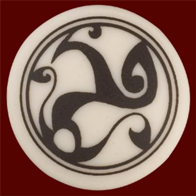 spirals pendant